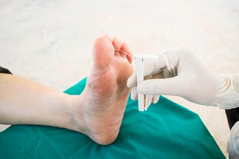 Assessment Of Diabetic Foot Ulcers Woundsource