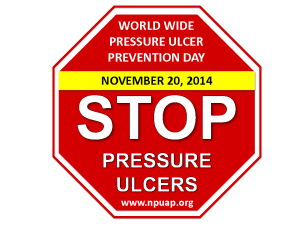 NPUAP: World Wide Pressure Ulcer Prevention Day