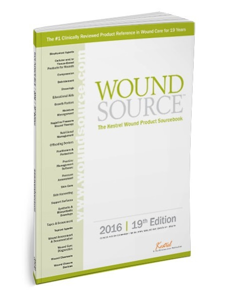WoundSource 2016 cover