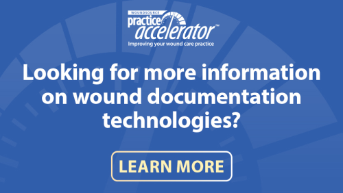February is Wound Documentation Technologies Month