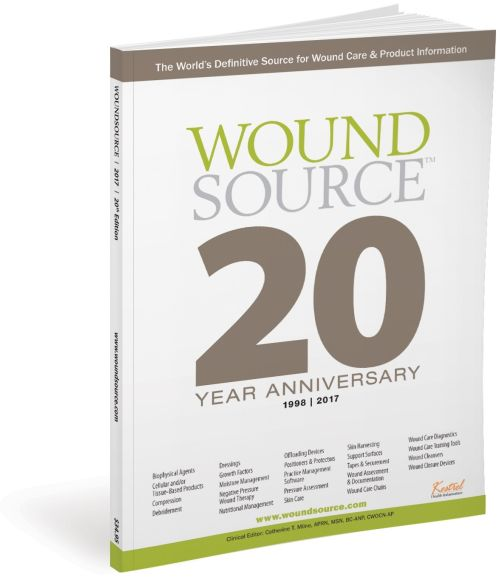 WoundSource 2017 cover