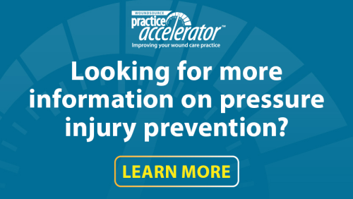 November is Pressure Injury Prevention Month