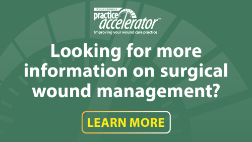 October is Surgical Wound Management Month