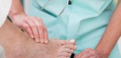 Diabetic Foot Ulcer Prevention