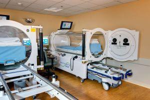 BARA-MED Select hyperbaric chamber