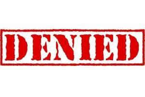 authorization denied