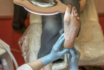 Complex Wound Management: Diabetic Foot Ulcers