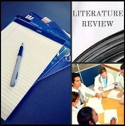 wound care literature review club