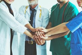 Wound Care Teamwork