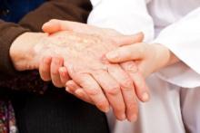 elderly patient skin tear prevention