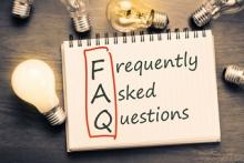 Biofilm Frequently Asked Questions