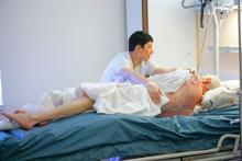 repositioning for pressure injury prevention