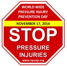 World Wide Pressure Injury Prevention Day
