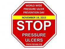 NPUAP World Wide Pressure Ulcer Prevention Day