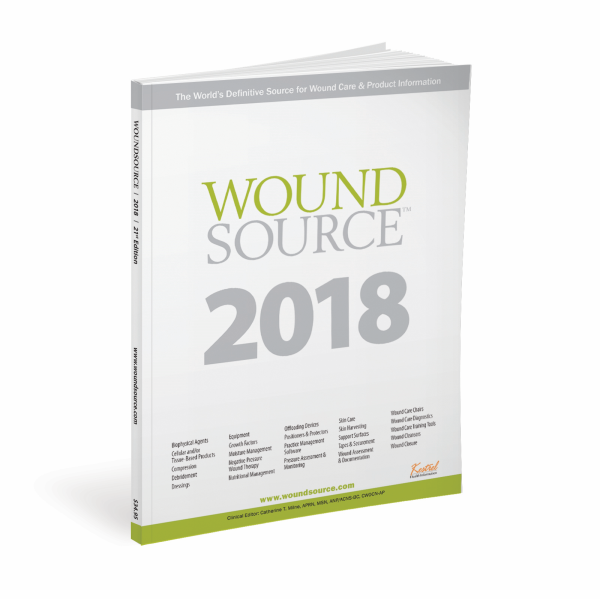 WoundSource 2018 cover